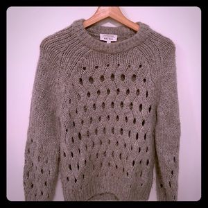 & other stories grey sweater